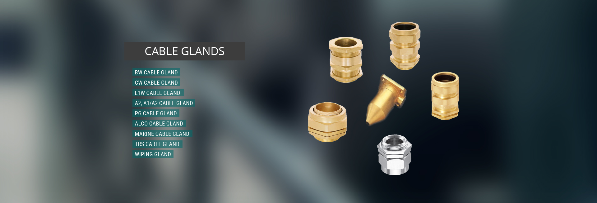 Cable Glands India